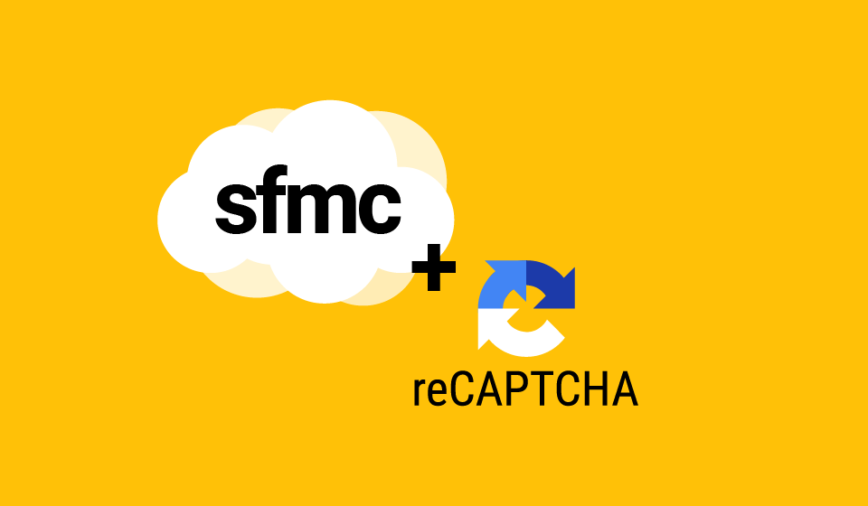 How to implement Google reCAPTCHA on Salesforce Marketing Cloud pages with forms